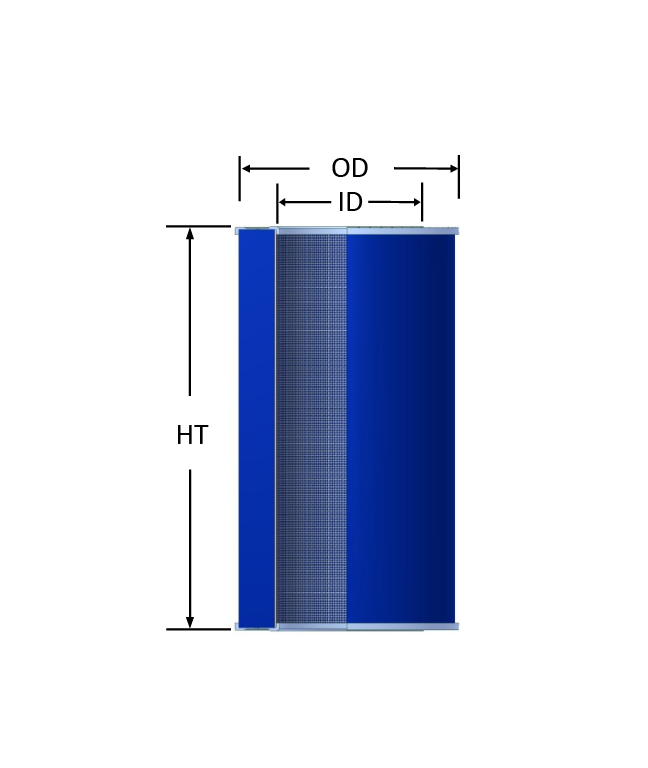 Coalescing Element Diagram